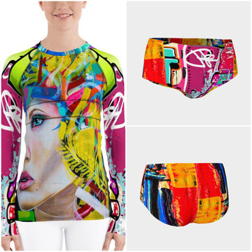 Mundialis Rash Guard
