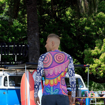 Okinawa FLOWRZ Rash Guard (Mens)