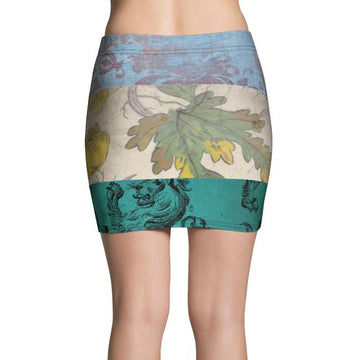 Shiva Mini Skirt