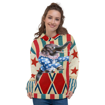 Star Spangled Hoody