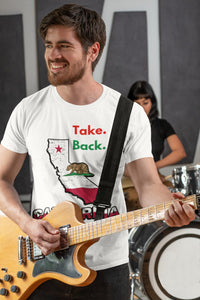 Take Back California Tee - WhimzyTees