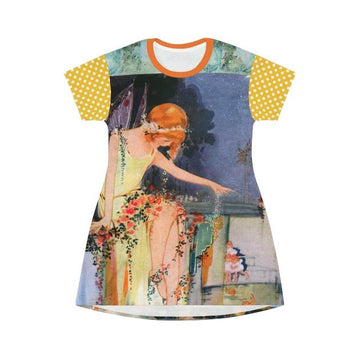 Twilight Fairy T-shirt Dress