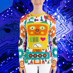 Wendy Robot Rash Guard - WhimzyTees