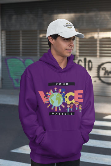 Your Voice Matters Hoody