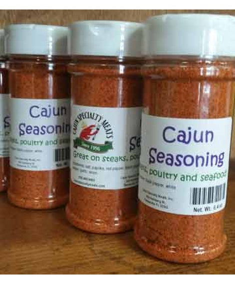 Seasonings & Sauces