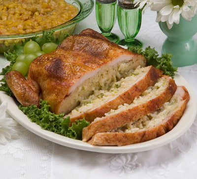Stuffed Chicken with Broccoli & Cheese - cajunspecialtymeats