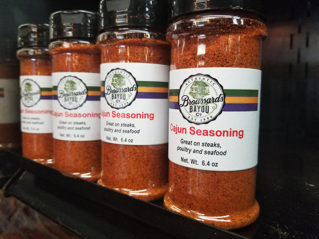 Broussard's Bayou Co. All Purpose Cajun Seasoning - cajunspecialtymeats