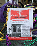 Gandy Seafood Crawfish Etouffee - NEW ITEM #3616 - cajunspecialtymeats