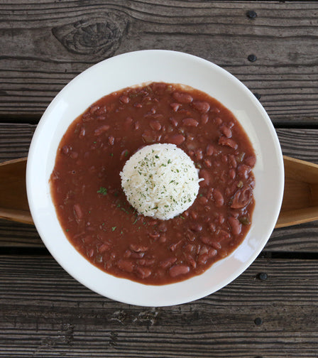 Red Beans & Rice with Andouille - CajunSpecialtyMeats.com