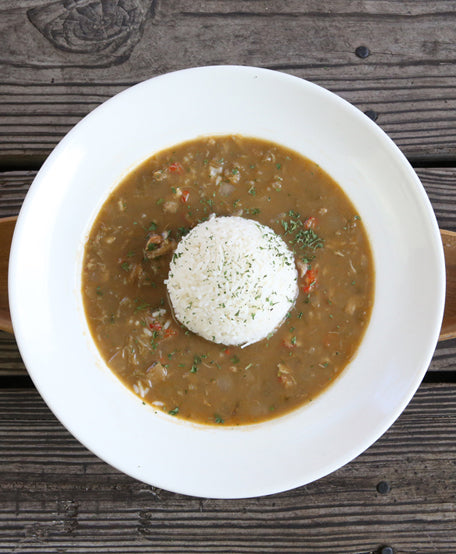 Family Sized Broussard's Bayou Company Seafood Gumbo - cajunspecialtymeats