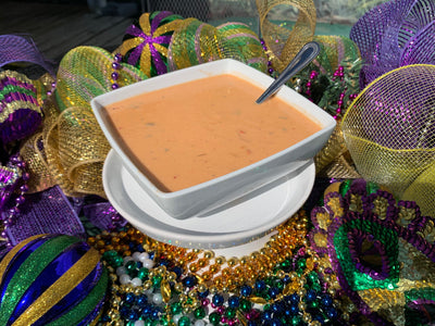 Gandy Lobster Bisque -  NEW ITEM #3612 - cajunspecialtymeats