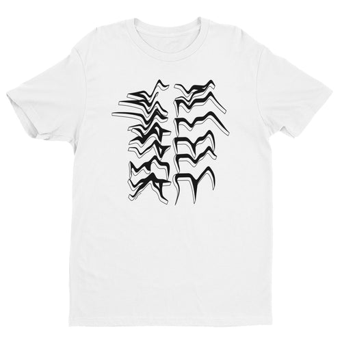 Allele Warper T-Shirt (White)