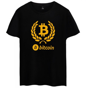 """Two Step"" Bitcoin T-Shirt 