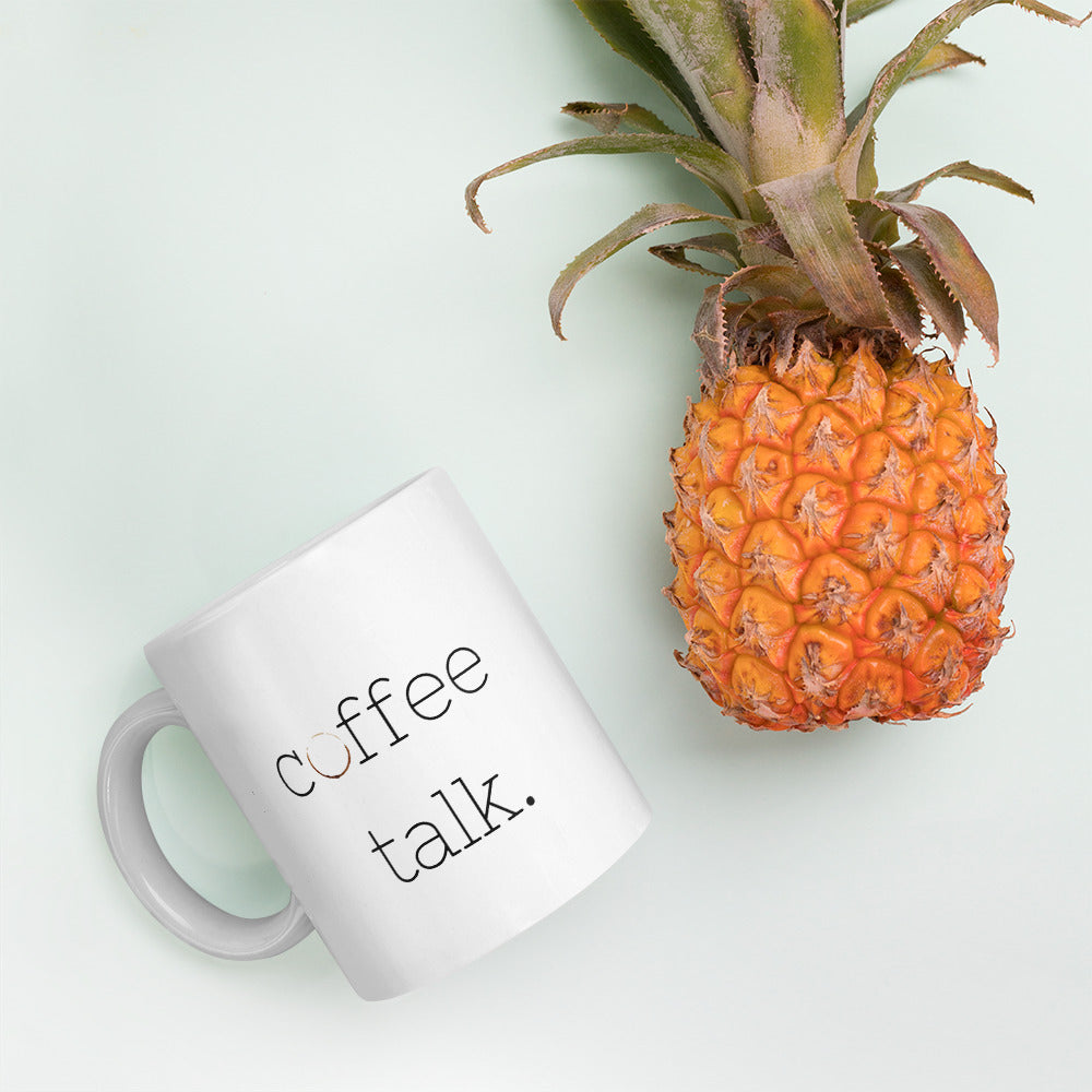 original coffee talk mug.