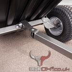 Iron Ox® Haul 12 - Tipping Trailer 1200lb