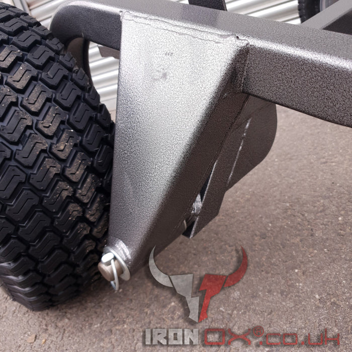 Iron Ox® Haul 15 - Tipping Trailer 1500lb * Free Delivery*
