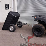 wheel barrow trailer