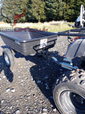 Iron Ox® Haul 6 - Tipping Trailer 600lb - FREE DELIVERY*