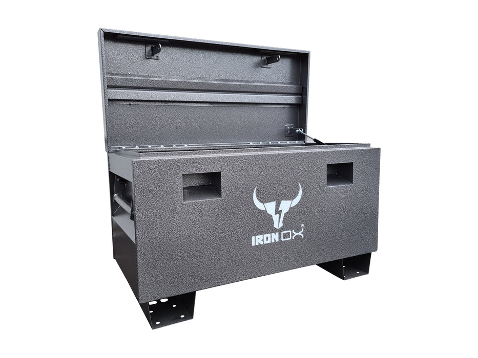 "Iron Ox® 36 "" Steel Job Site Tool box *FREE DELIVERY*"