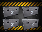 "TRADE DEAL - Iron Ox® 36"" site box X3"