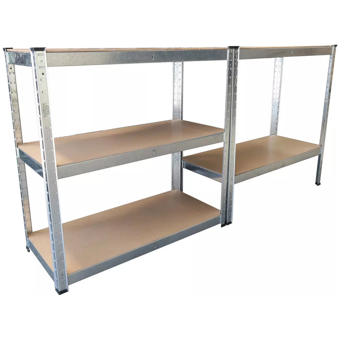 2 sets of 5 Tier Steel Shelving Units - FREE SHIPPING!!