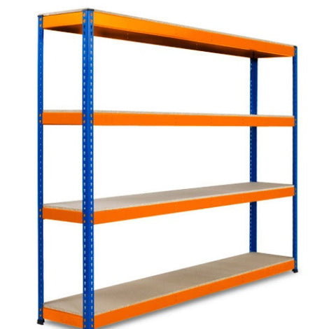 4 Tier Industrial Shelving