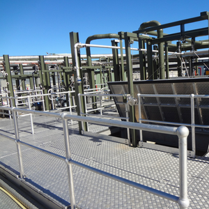 Cronulla Sewage Treatment Plant - Drive Support Platform & Associated Equipment