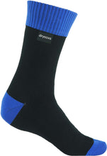 Waterproof Socks - Black-Blue