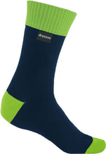 Waterproof Socks - Navy-Green