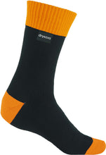 Waterproof Socks - Black-Orange