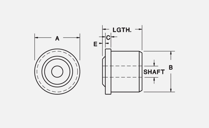 Roll-End Bearings