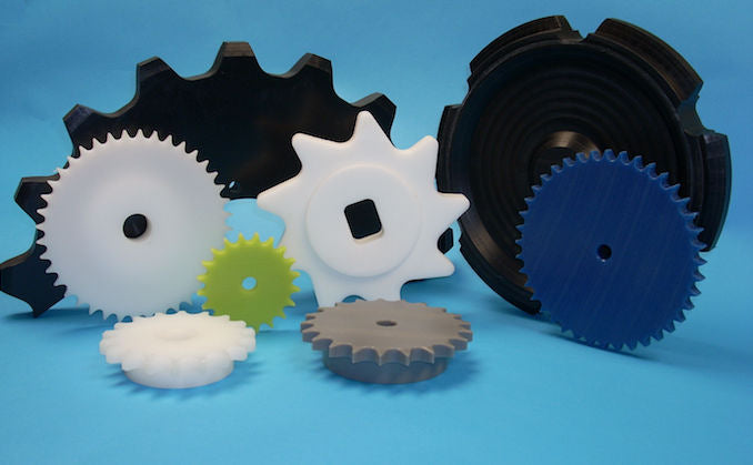 Plastic Roller Chain Sprockets
