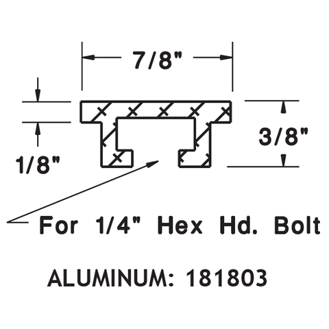 Aluminum Guide Rails