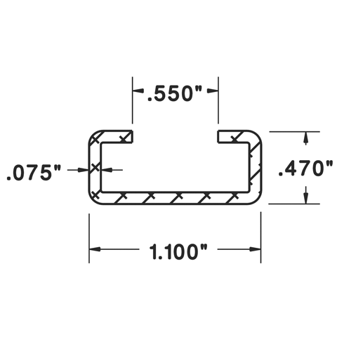 Mounting Channel - C5