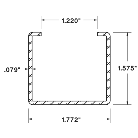 Mounting Channel - C11