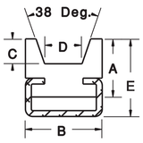 V-Belt Guides - Mounted