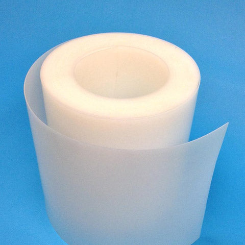 Extruded UHMW Wear Strip in Coils