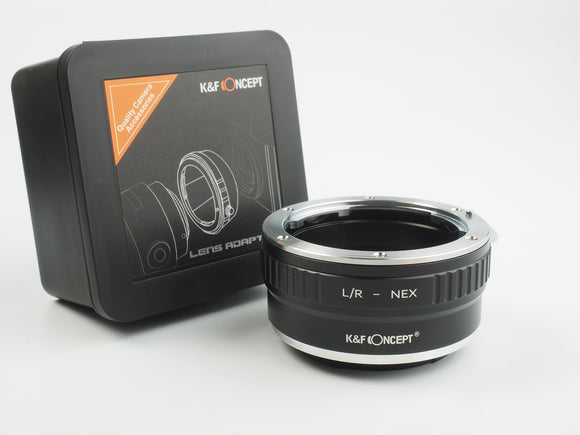 Sony E Mount Adapters (NEX)