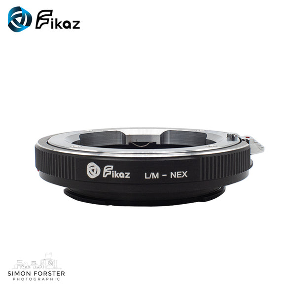 Fikaz LM to NEX Adapter Leica M to NEX Adapter