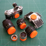 FORSTER UK Olympus PEN Mount Body Cap (35mm Half Frame Film Camera System)