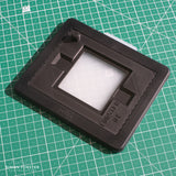 Mounted 6x6 Medium Format Slide Insert For Pixl-latr