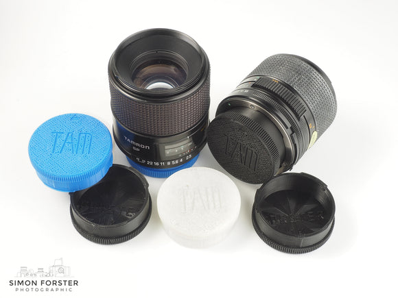 New FORSTER UK Tamron Adaptall Mount Rear Lens Cap