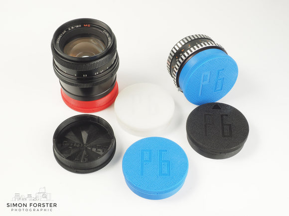 New Pentacon Six Rear Lens Cap (P6 Praktisix)