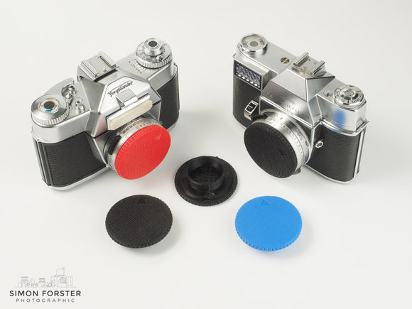 FORSTER UK New DKL Schneider Bessamatic & Kodak Retina Body Cap