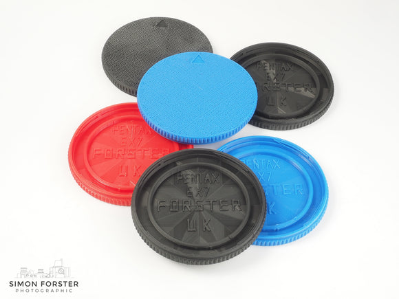 FORSTER UK New Pentax 67 6x7 Body Cap