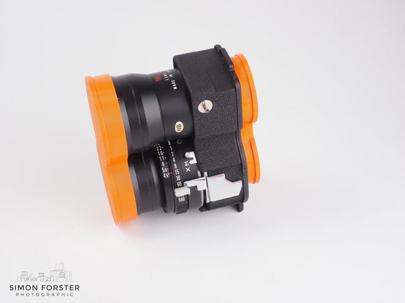 Forster UK Mamiya C TLR Front And Rear Lens Caps