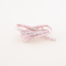 Light Pink Floral Laces