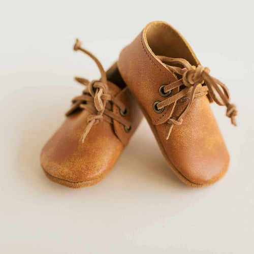 Apricot Oxfords