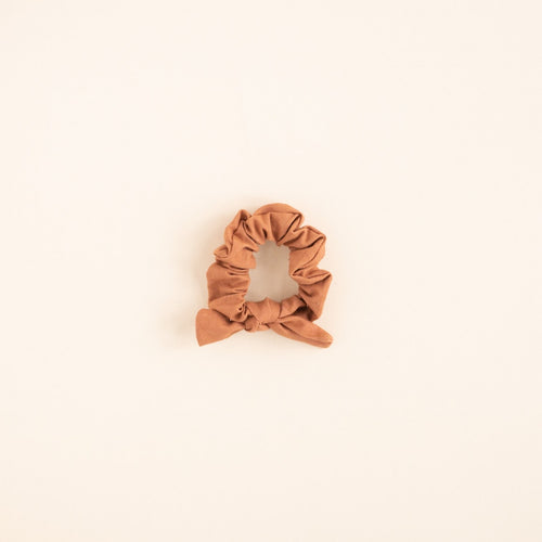 Toddler Scrunchie in Clay