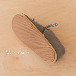 Size 5 Stella with walker sole